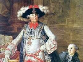 Кабинет великого князя Карла-Теодора во дворце Нимфенбург