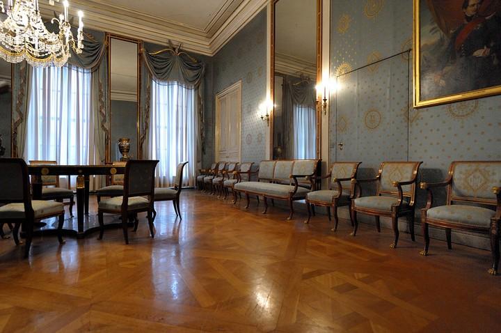 Дворец Нимфенбург Мюнхен