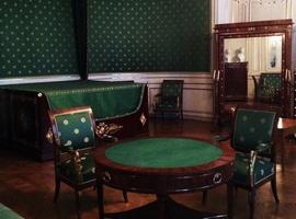 Спальня баварских королев в Нимфенбургском дворце
