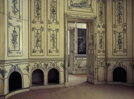 Амалиенбург. Оружейная комната, ретирада и Голубой кабинет.