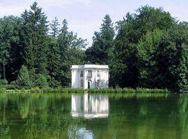 Садовый павильон Пагоденбург в Нимфенбургском парке