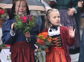 Традиционная баварская одежда