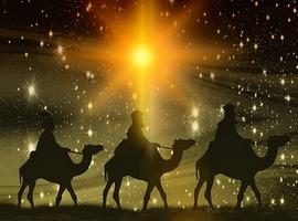 Рождество в Германии. Праздник святых королей.