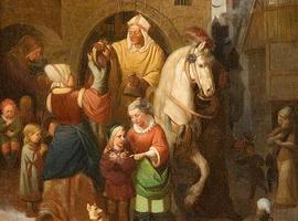 Святой Николай против Деда Мороза. Дружественная ничья.