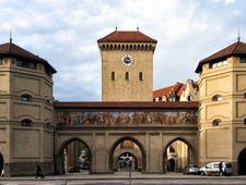 Мюнхен, пешеходная обзорная экскурсия