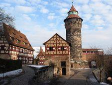 Экскурсия в город Нюрнберг
