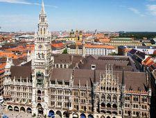 Мюнхен, авто-пешеходная обзорная экскурсия