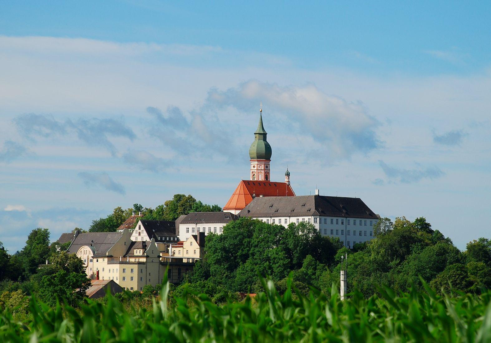Экскурсия в монастырь Андекс