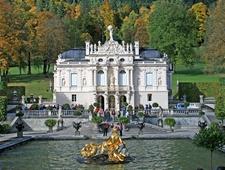 Экскурсия во дворец Линдерхоф