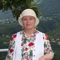 Ваш экскурсовод в Мюнхене Людмила Нитцер
